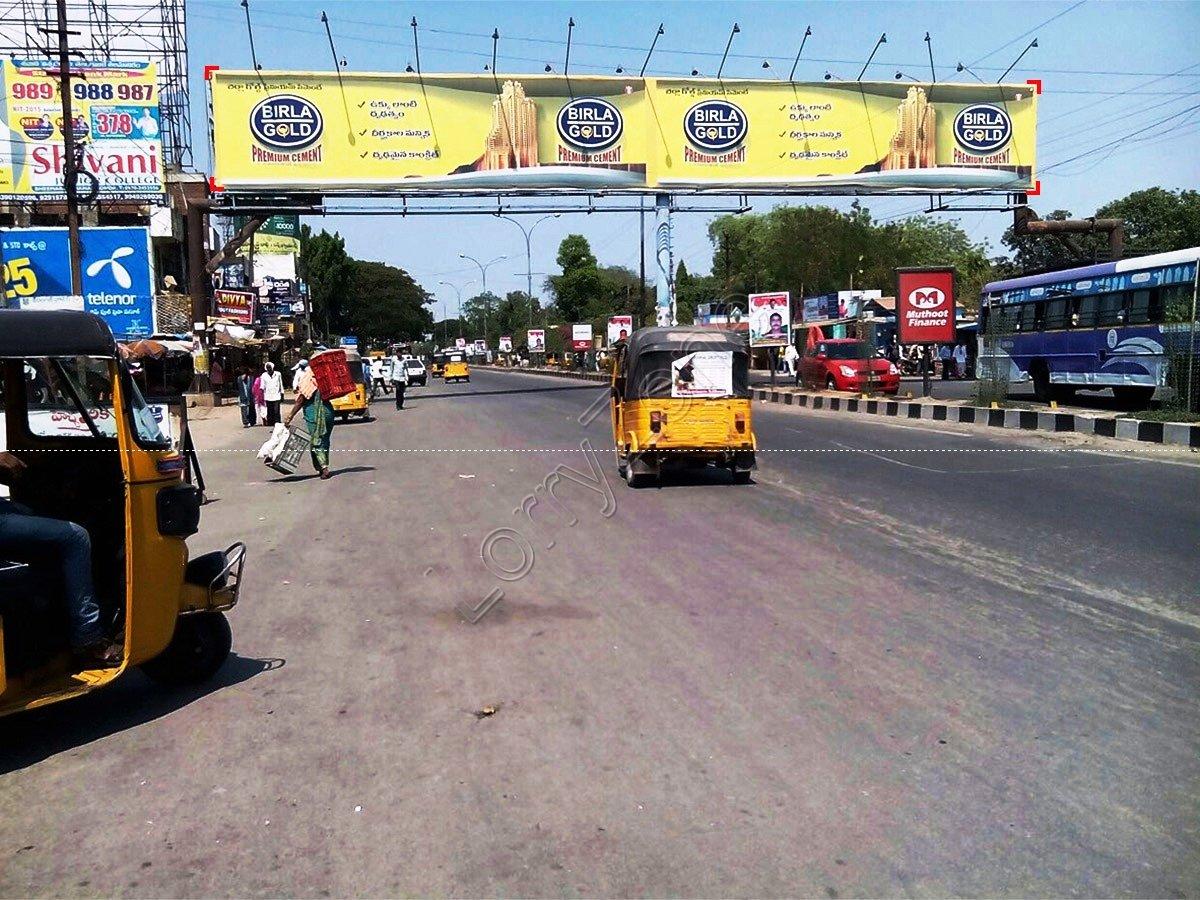 Gantry-Kazipet Junction,Warangal