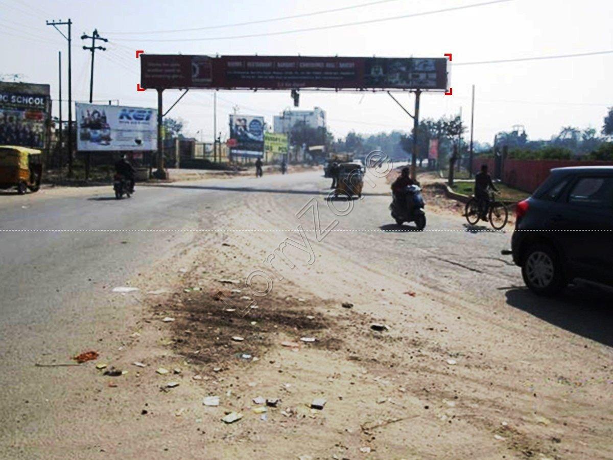 Gantry-Masani Road,Mathura