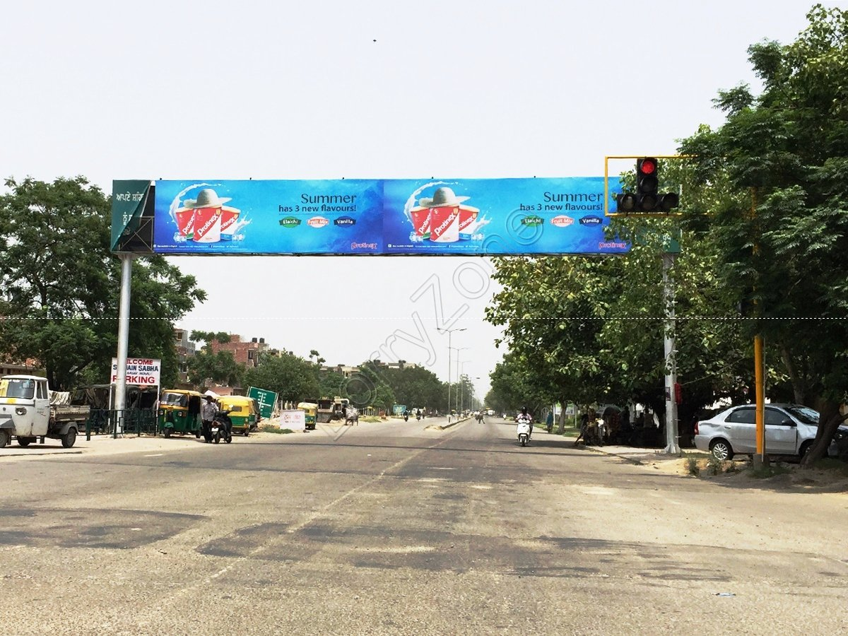 Gantry-Mohali,Chandigarh