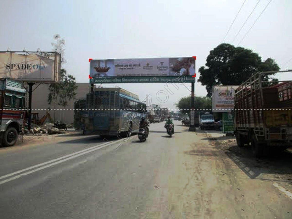 Gantry-Vikas Nagar Entry,Vikas Nagar