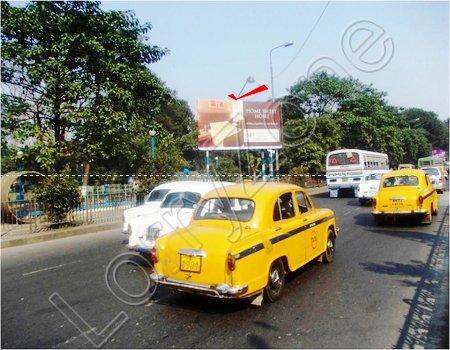 Hoarding - A.J.C.Bose Road, Kolkata