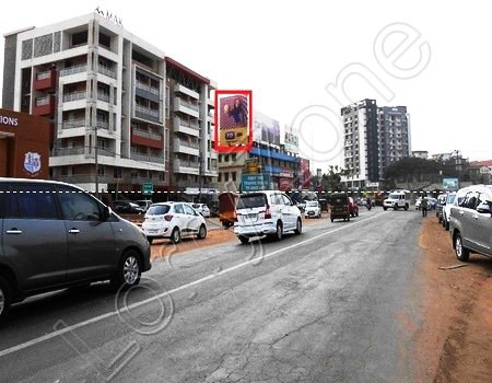Hoarding - Pumpwell  circle, Mangalore