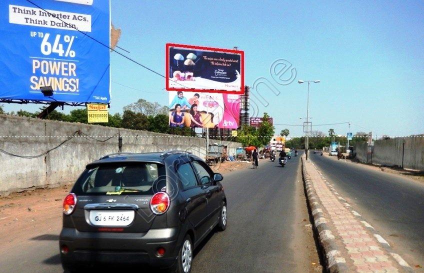 Hoarding - Anand Nagar, Baroda