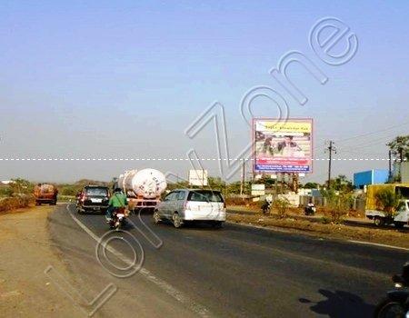 Hoarding - Arjunali, Shahapur