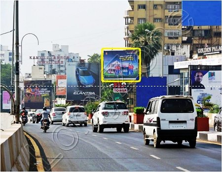 Hoarding - Athwa, Surat