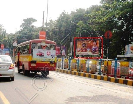 Hoarding - Ballygunge, Kolkata
