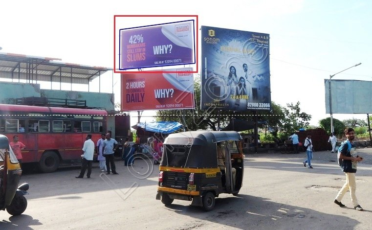 Hoarding - Bhayander East, Thane
