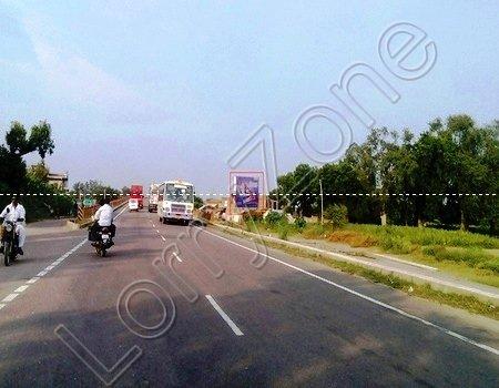 Hoarding - Bhitargaon, Kanpur Dehat