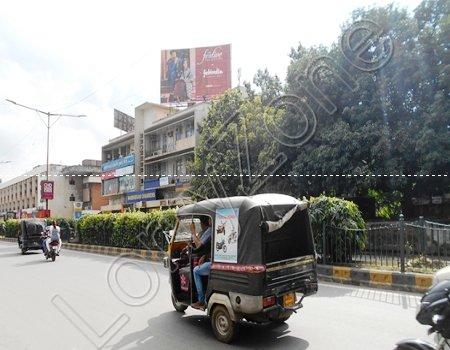 Hoarding - Bistupur, Jamshedpur