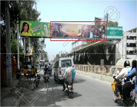 Hoarding - Joshi Colony, Amritsar