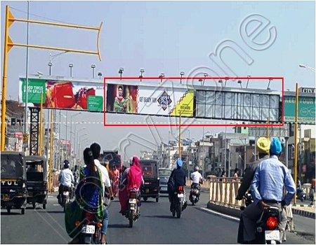 Hoarding - Guru Arjan Dev Nagar, Amritsar