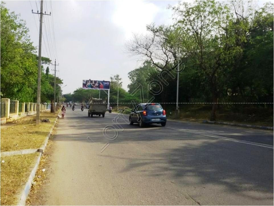 Hoarding - Chamrajpura, Mysore