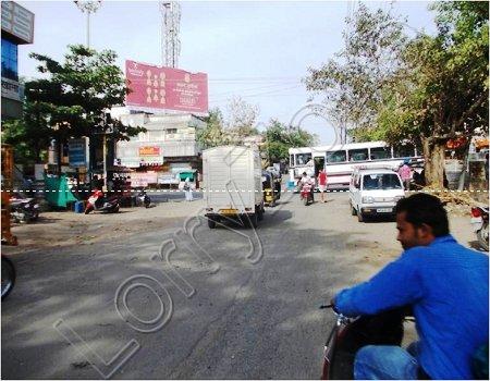 Hoarding -  Cidco Colony, Aurangabad