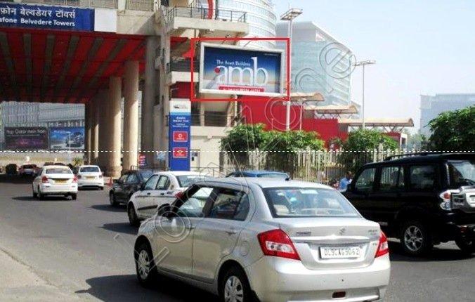 Hoarding - DLF QE, Gurgaon