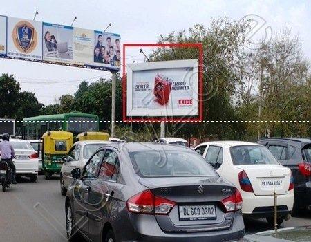Unipole - Daria, Chandigarh Railway Station