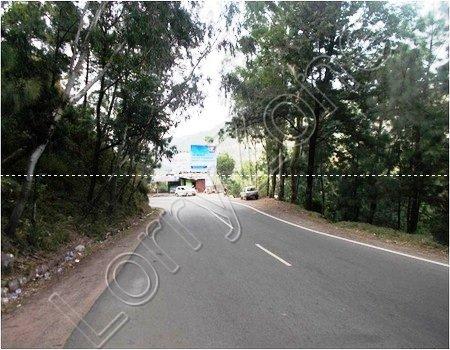 Hoarding - Dharampur, Solan