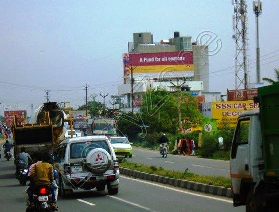 Hoarding - Eachanari, Coimbatore