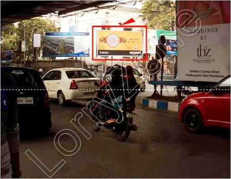 Hoarding - Entally, Kolkata