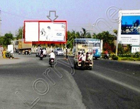 Hoarding - Fulsar, Bhavnagar