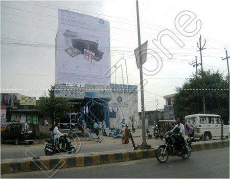 Hoarding - Gandhi Nagar, Moradabad