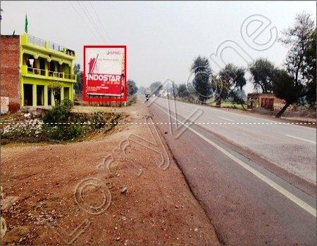 Hoarding - Ghatampur, Kanpur Dehat