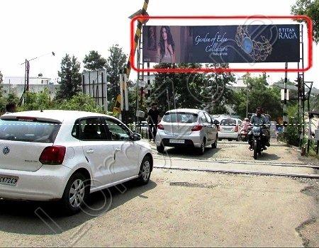 Hoarding - Gulmohar Colony, Bhopal