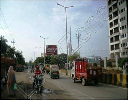Hoarding - Harthala, Moradabad
