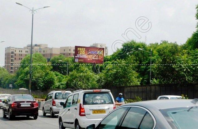 Hoarding - Hauz Khas, Delhi