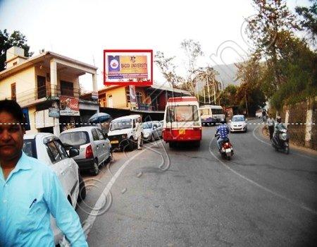 Hoarding - Kanaid, Mandi