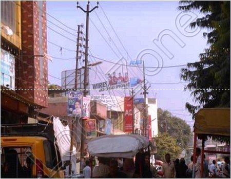 Hoarding - Katghar, Moradabad