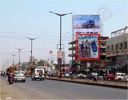 Hoarding - Krishna Nagar, Bhilai