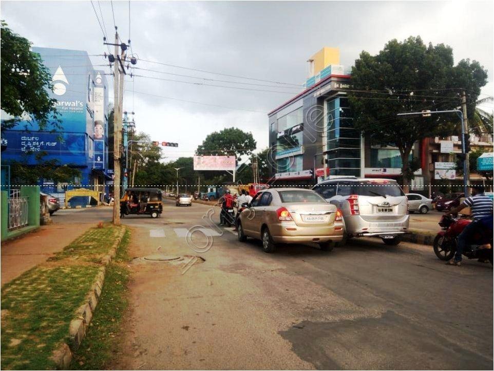 Hoarding - Kuvempu Nagara, Mysore