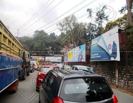 Hoarding - BarikPoint, Shillong