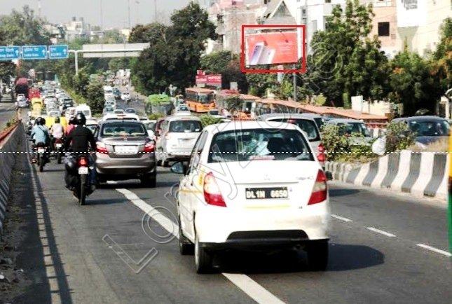 Hoarding - Lajpat Nagar, Delhi