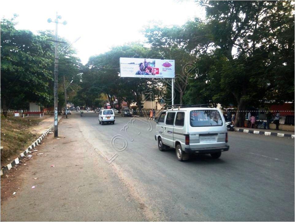 Hoarding - Lakshmipuram, Mysore