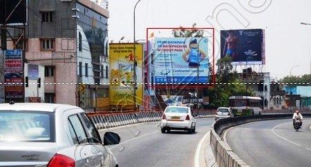 Hoarding - Langar Houz, Hyderabad