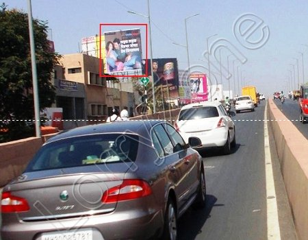 Hoarding - Mondha, Aurangabad