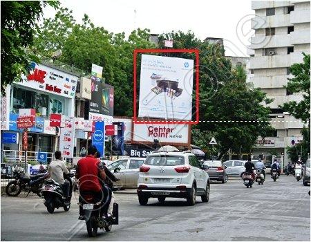 Hoarding - Nanpura, Surat