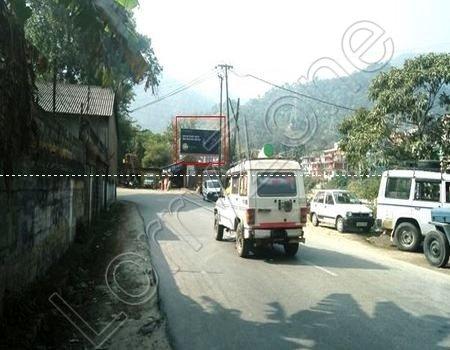Hoarding - Pandoh, Mandi
