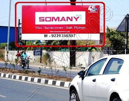 Hoarding-Pithampur, Indore