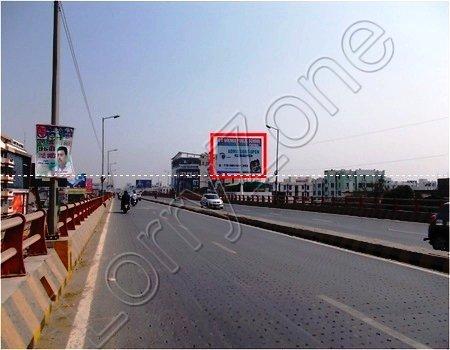 Hoarding - Raja Bazar, Patna