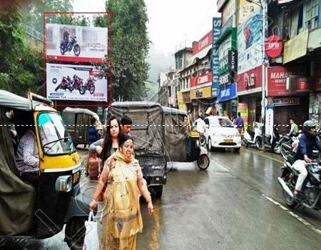 Hoarding - Ram Bazar, Solan