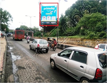 Hoarding - Sangamvadi, Pune