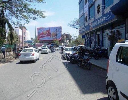 Hoarding - Sindhi Colony, Aurangabad