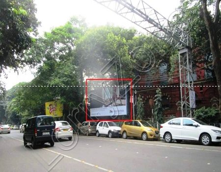 Hoarding - Taltala, Kolkata