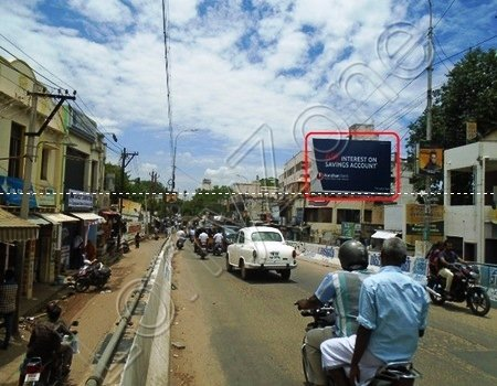 Hoarding - Tennur, Tiruchirappalli