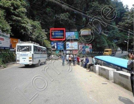 Hoarding - Tutikandi, Shimla