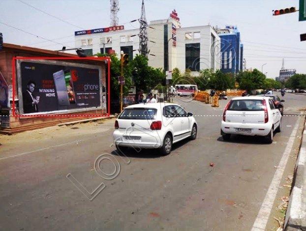 Hoarding - Vaishali Nagar, Jaipur