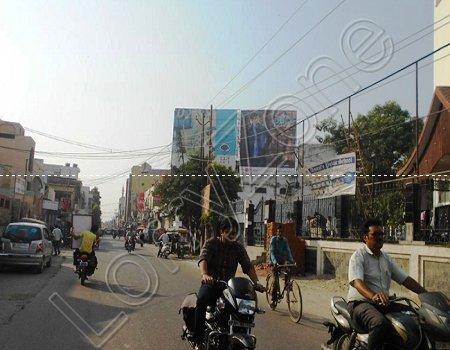 Hoarding - Wazid Nagar, Moradabad