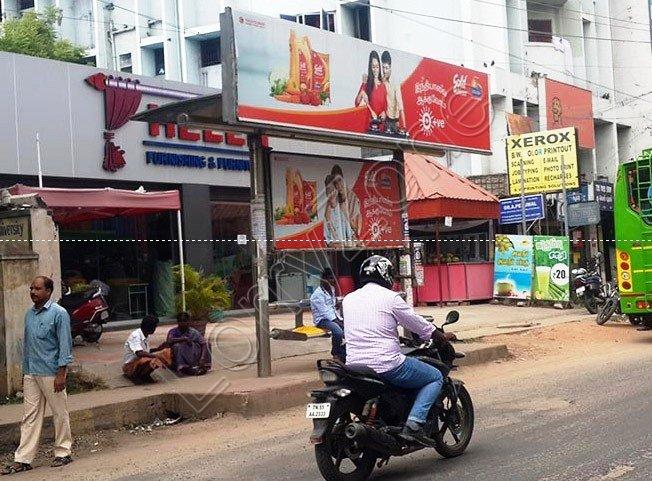 Smart Bus Shelter-Thallakulam,Madurai